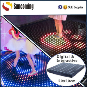 Entertainment Park IP65 Outdoor Interactive LED Dance Floor pictures & photos