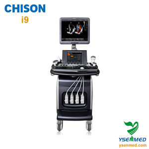 Hospital Medical Chison I9 High Quality Color Doppler Ultrasound Machine pictures & photos