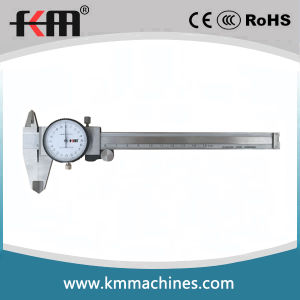 0-200mm Stainless Steel Dial Vernier Caliper pictures & photos