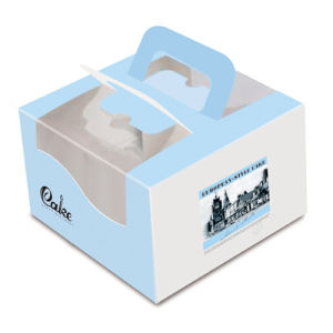 High Quality Custom Made Paper Cardboard Gift Box with Logo Hot Stamping pictures & photos