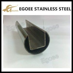 U Shape Stainless Steel Tube for Frameless Balustrade pictures & photos
