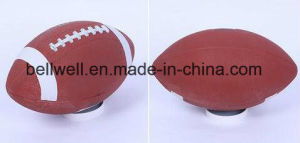 Rubber Content American Rugby Ball pictures & photos