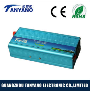 500W DC to AC Solar System Supply Pure Sine Wave Inverter