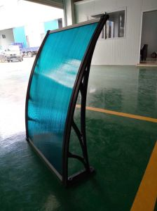 Polycarbonate Hollow Sheet Awning/Canopy