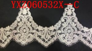 Cheap Embroidery Lace for Dress pictures & photos