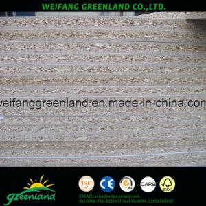 ISO Grade 18mm Matt Finish Melamined Chipboard pictures & photos