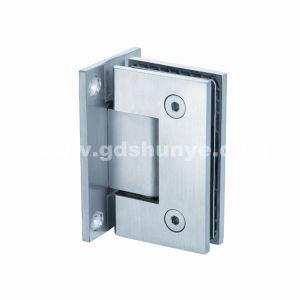 Stainless Steel Shower Door Hinge for Glass Door (SH-0320) pictures & photos