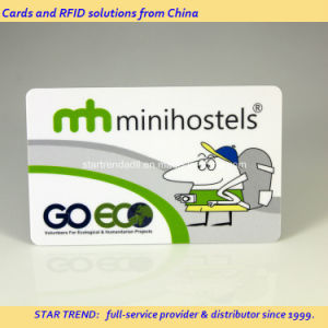 Fully Printed Proximity Chip 125 kHz Plastic RFID Card pictures & photos
