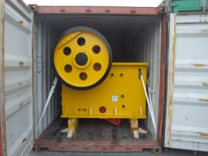 Primary Jaw Crusher Quality Welding Type PE600*900 pictures & photos