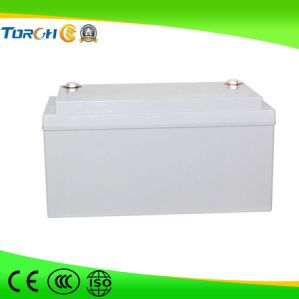 12V60ah VRLA Deep-Cycle Solar Gel Battery for Power Station pictures & photos