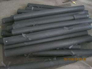 Easy Clean Invisible Fiberglass Insect Screen Mesh 18X16, 120G/M2, Grey or Black Color pictures & photos