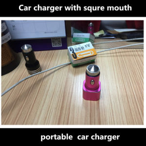 Shenzhen Universal Dual USB Car Charger Portable Car Charger