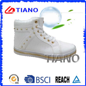 High Quality Men Outdoor Platform Shoes Sport Leisure Shoes (TNK90005) pictures & photos