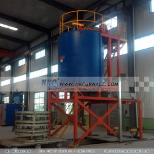 Vertical Aluminum Alloy Quenching Furnace pictures & photos