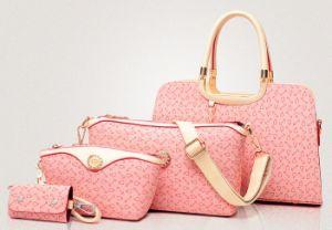 Fashion Style 4PCS Set Bags Designer Handbag Leather Handbag (BDMC096) pictures & photos