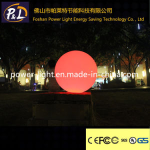 Waterproof Floating Swimming Pool Round LED Ball pictures & photos