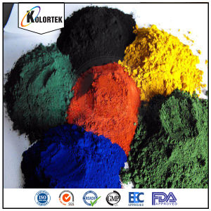 Cosmetic Grade Iron Oxide Yellow pictures & photos
