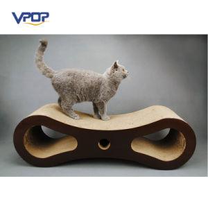 Hot-Sale 8 Shape Cat Scratcher Scratch Board Manufacturer pictures & photos