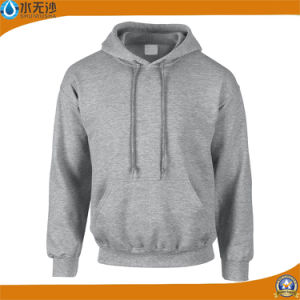 Factory OEM Men Cotton Fleece Fashion Sweatshirt Hoodies pictures & photos