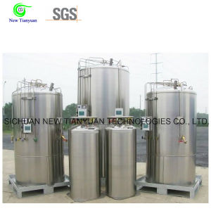 800L Large Water Capacity LNG Vehicle Cylinder Group