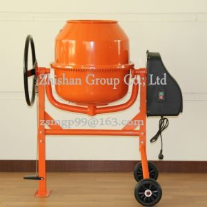 Cm160 (CM50-CM800) Portable Electric Gasoline Diesel Concrete Mixer pictures & photos