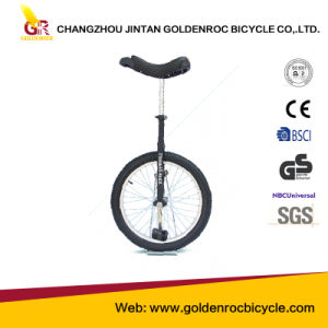 (U2001B) Classical Single Wheel Balance Unicycle pictures & photos