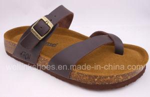 2017 Cork Shoes Cork Sandal Cork Slipper Birken Stock Sandal pictures & photos