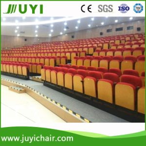 New Wholesale China Fabric Folding Portable Grandstand Telescopic Bleacher Jy-765 pictures & photos
