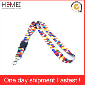 Custom Full Color Printed Lanyard pictures & photos