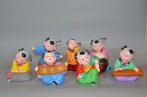 Clay Baby of Chinese Traditional Culture pictures & photos