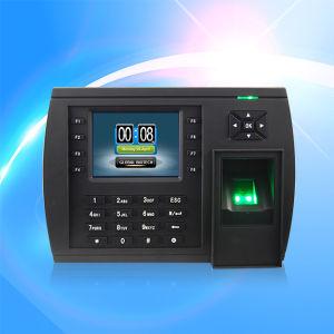 Color Screen Fingerprint Time Attendance Terminal (TFT500) pictures & photos