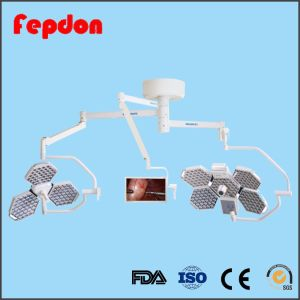 Ceiling LED Medical Lamp with Handle Camera pictures & photos