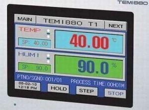 PLC Control Temperature & Humidity Testing Machine (GW-051C) pictures & photos