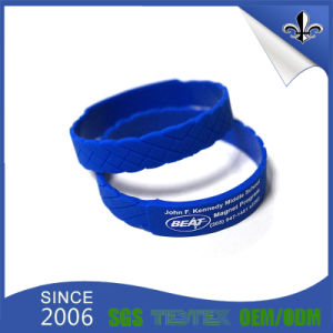 Rubber Band Promotion Gift Wrist Strap Silicone Wristband pictures & photos