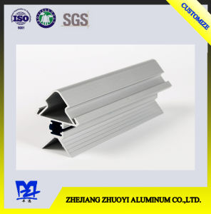 Aluminium Alloy Oxidation Section for Central Air Conditioner Upright Post pictures & photos