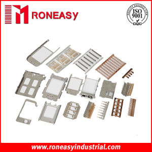 Sheet Metal Connector Terminal Stamping Parts Strip Die pictures & photos
