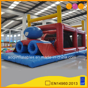 Red Inflatable Obstacle Challenge for Sale (AQ1477-1) pictures & photos