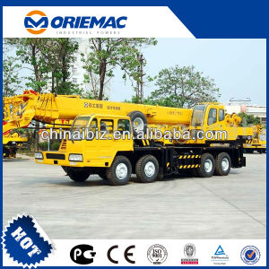 50 Ton Mobile Crane with Truck Qy50b. 5 pictures & photos