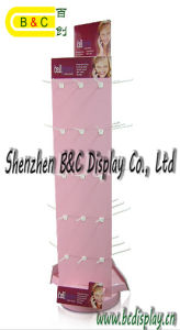 Computer Bag Hooks Paper Display Stand with SGS (B&C-B004) pictures & photos