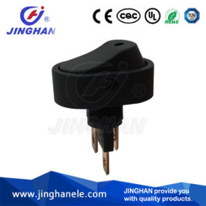 Automotive Door 3 Pin Switch Auto Door Lighted Switch Type Door Switch LED pictures & photos