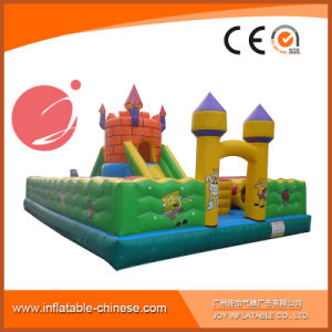 Giant Cartoon Charactor Jumping Bouncy Castle for Kids Amusement (T6-029) pictures & photos