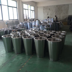 China Foshan Stainless Steel Flower Pot Metal Planter Manufacturer pictures & photos