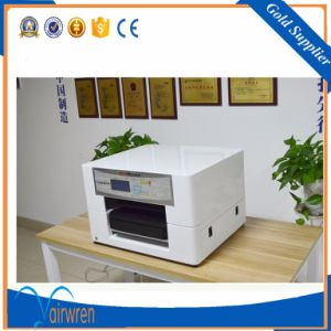 A3 Size DTG Printer T Shirt Garment Printing Machine pictures & photos