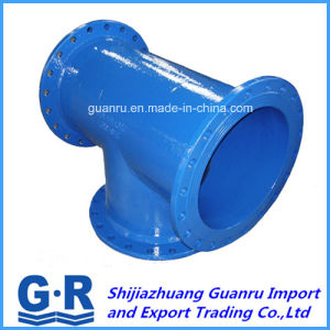 Ductile Iron Flange Branch pictures & photos