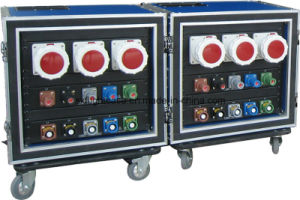 Euro Type Power Box with 400A Powerlock Input pictures & photos