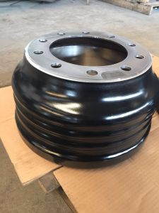 Dual Layer Technology 153 Standard Truck Brake Drum pictures & photos