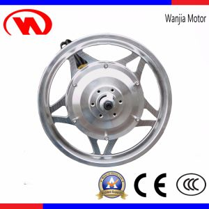 12 Inch High Speed DC Brushless Tooth Hub Motor with Wheel pictures & photos