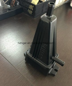 Black E-Coating ADC12 Aluminum Die Casting Part pictures & photos