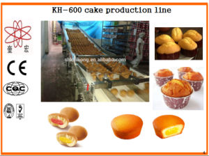Kh High Quality Small Cake Making Machine pictures & photos