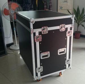 Customized Audio Rack Double 16u Flight Case pictures & photos
